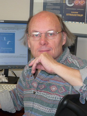 Bjarne Stroustrup Biography