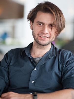 Alexandr Andoni Biography