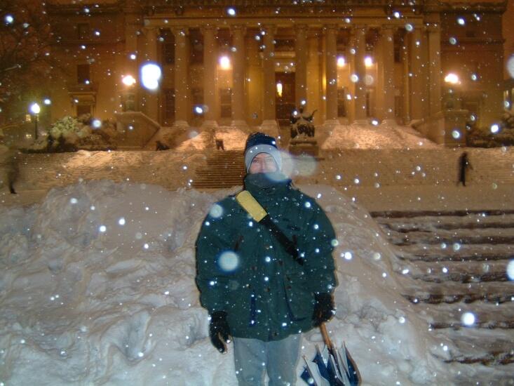 Columbia Snow