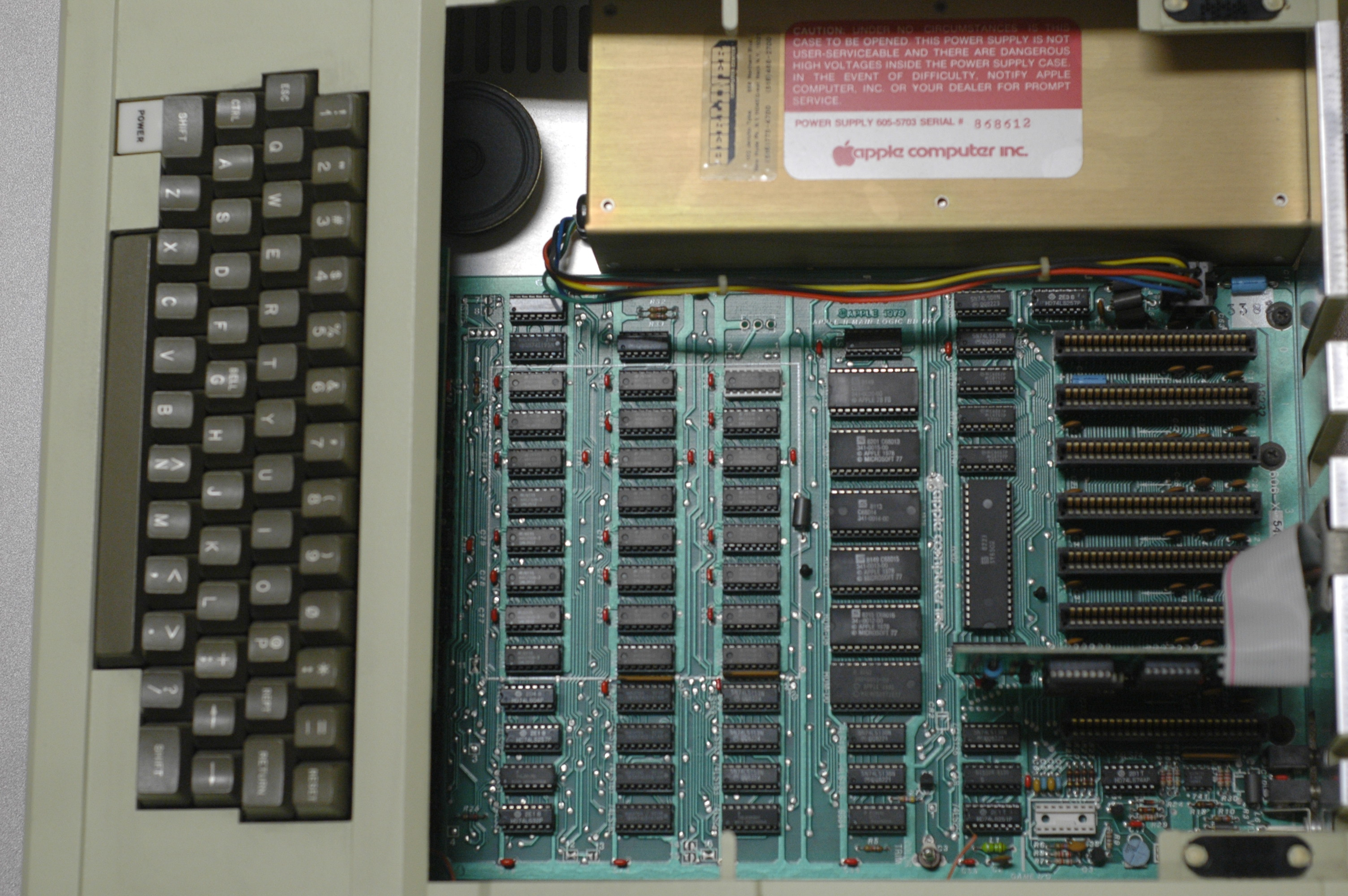 Apple2fpga Reconstructing An Apple Ii On Fpga 6502 Logic Diagram Inside