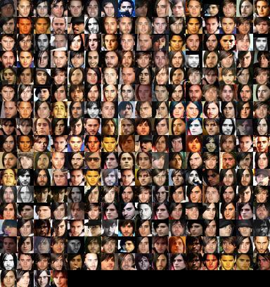 Explore - Pubfig: Public Figures Face Database