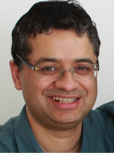 Vishal Misra Biography