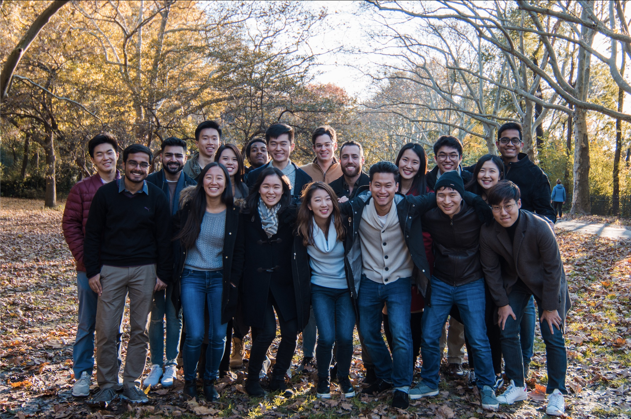 Amir Idris with the Columbia Data Science Society 2018