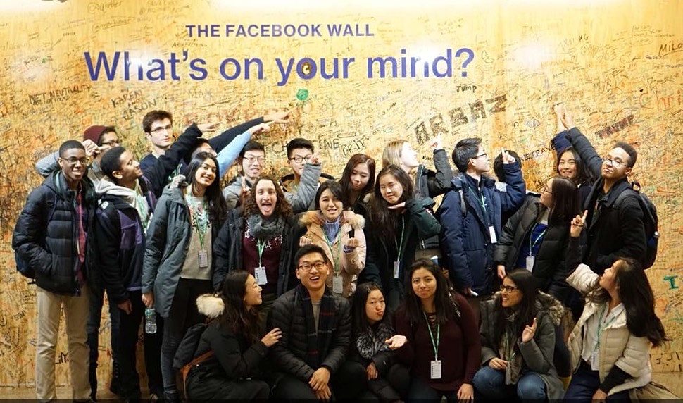 JADE cohort January 2018 at Facebook