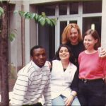 Admin Staff 03 Mel Francis, Martha Zadok, Renata Valencia, RoseMary Addarich